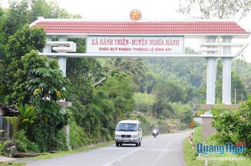 """Xây cổng chào cho đẹp, Quảng Ngãi phải """"ngửa tay xin"""" 2.667 tỉ đồng ngân sách"""