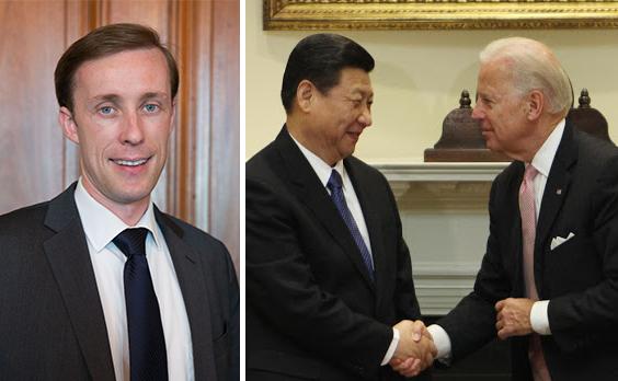 """Cố vấn an ninh trong nội các của Joe Biden từng vận động ủng hộ """"sự trỗi dậy"""" của TQ."""