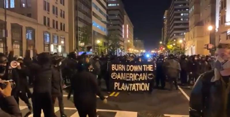 Tổ chức khủng bố Antifa dẫn đầu các cuộc bạo loạn tại một số thành phố của Mỹ