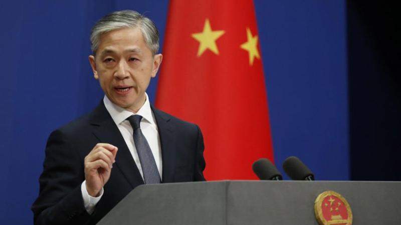 Bộ Ngoại Giao Trung Quốc: Chỉ có Biden tự tuyên bố thắng cử, còn phải chờ luật pháp quyết định (ảnh 1)