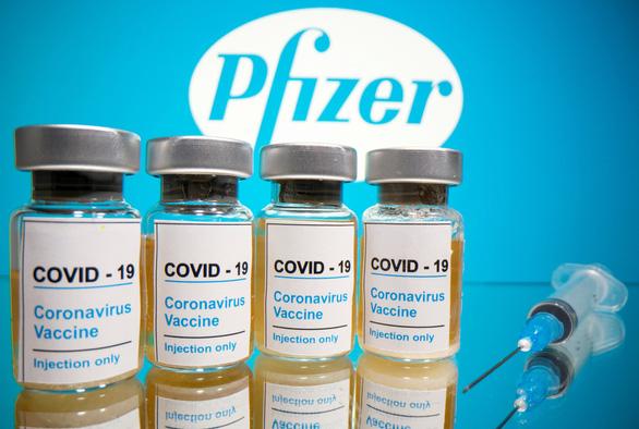 Vaccine Covid-19 của Pfizer hiệu quả hơn 90% trong thử nghiệm giai đoạn cuối