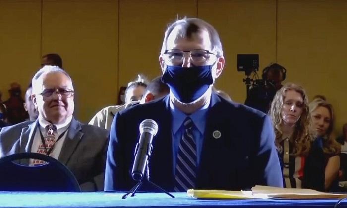 Nhân chứng tại buổi điều trần bang Pennsylvania
