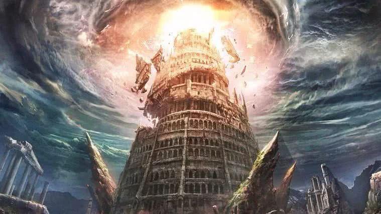 Tháp quỷ chín tầng nghìn năm tuổi