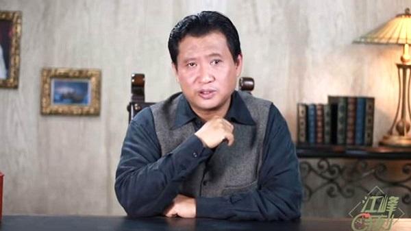 Giang Phong - nhà phê bình chính sự Trung Quốc nổi tiếng