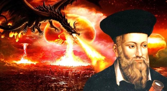 Ông đọc đủ các loại tiên tri, dự ngôn, mong tìm ra được câu trả lời trong tâm