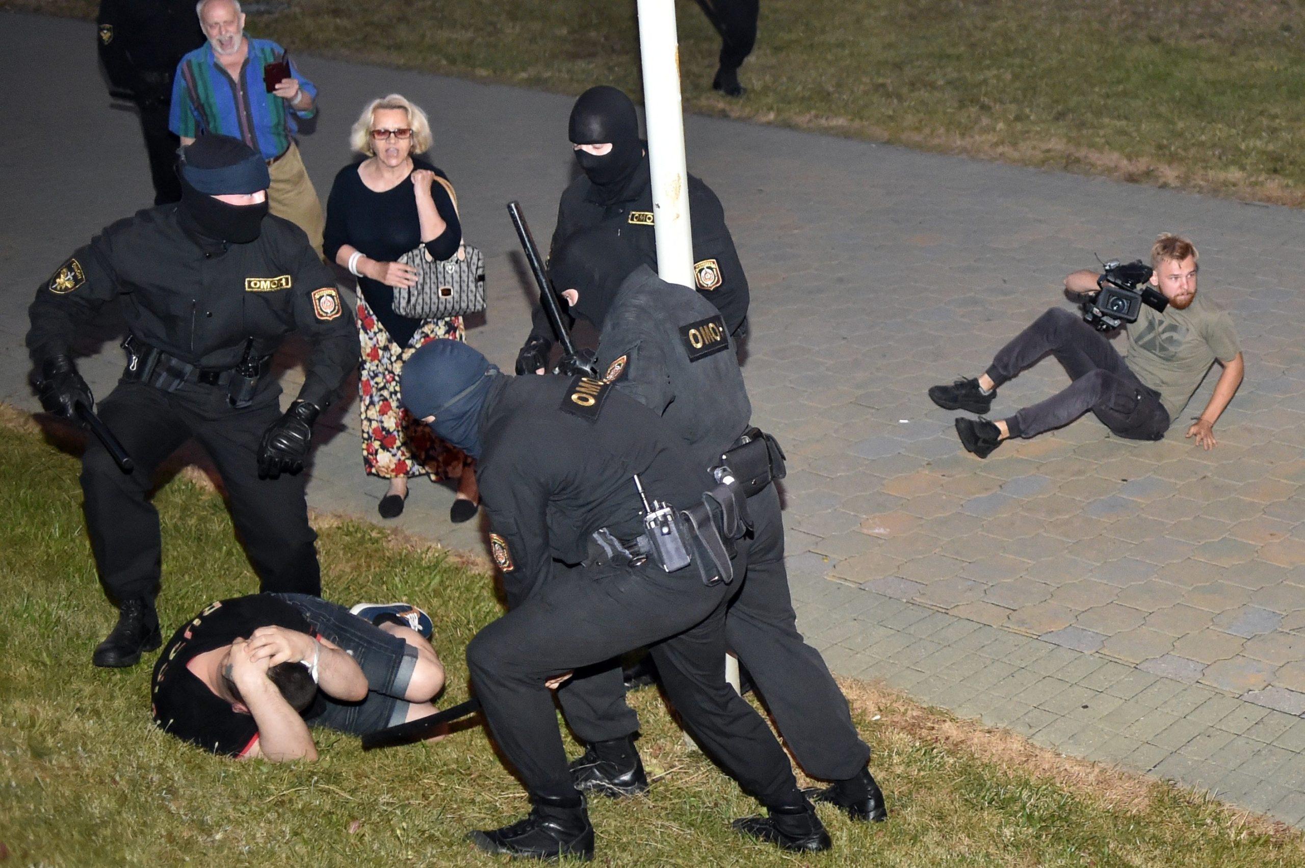 Hoa Kỳ đóng băng tài sản nhiều quan chức Belarus vì gian lận bầu cử ở nước này