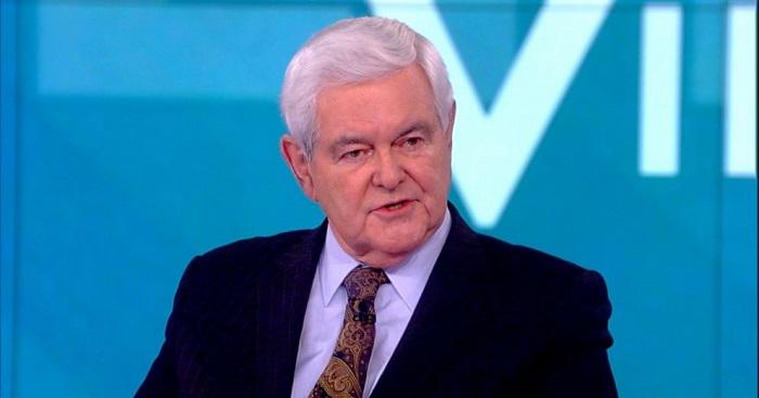 Cựu Chủ tịch Hạ viện New York - Newt Gingrich