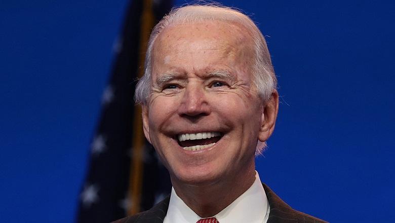 Ứng cử viên tổng thống của đảng Dân chủ Joe Biden