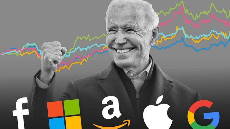 Mối quan hệ lợi ích nhóm của Biden cũng giống như chính sách thân với Thung lũng Silicon của chính quyền Obama