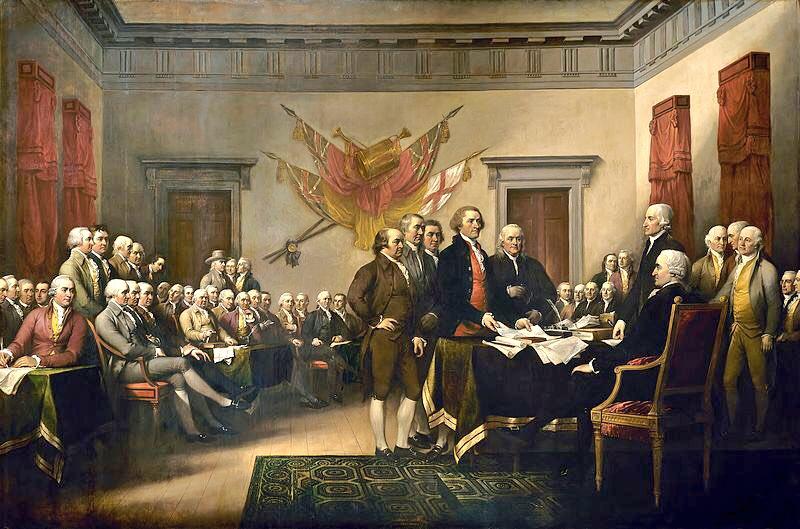 Hoa Kỳ - Nguyên tắc thứ lập quốc thứ sáu