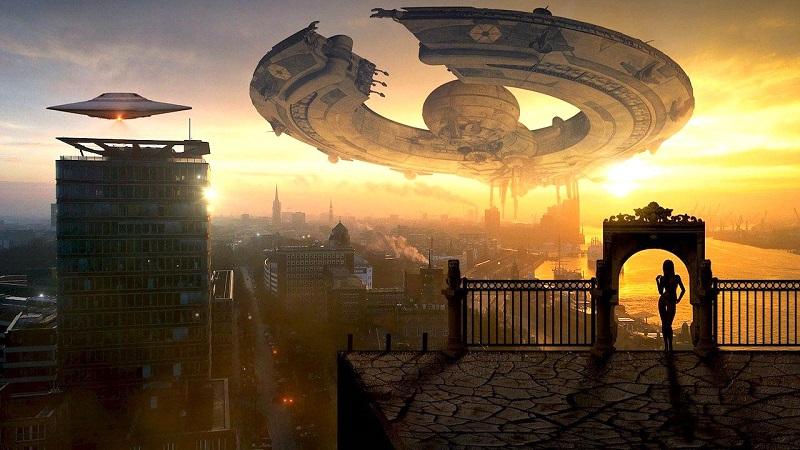 Người ngoài hành tinh đã nhiều lần ngăn cản TT Trump công khai sự tồn tại của họ