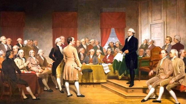"""Hoa Kỳ lập quốc dựa trên rất nhiều nguyên tắc, và """"tuân theo tự nhiên"""" là một trong các nguyên tắc trọng yếu"""