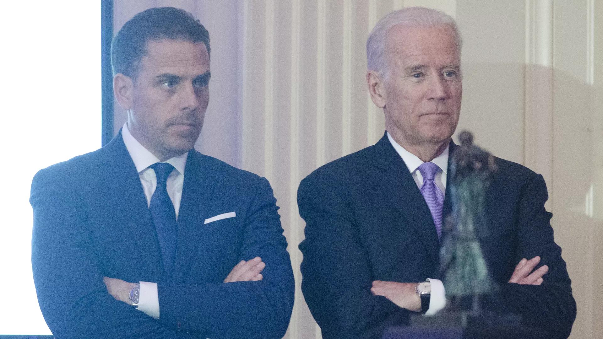 """Con trai bị điều tra, cựu Phó Tổng thống Hoa Kỳ Joe Biden vẫn """"tự hào"""""""