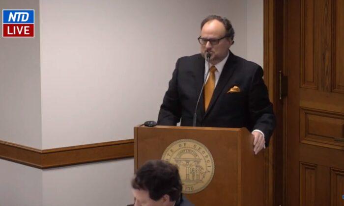 Ủy ban Thượng viện Georgia yêu cầu kiểm toán pháp y đối với các lá phiếu vắng mặt của hạt Fulton