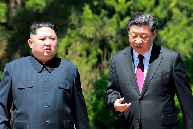 Hoa Kỳ treo thưởng 5 triệu USD cho người tố giác TQ vi phạm lệnh cấm vận Triều Tiên