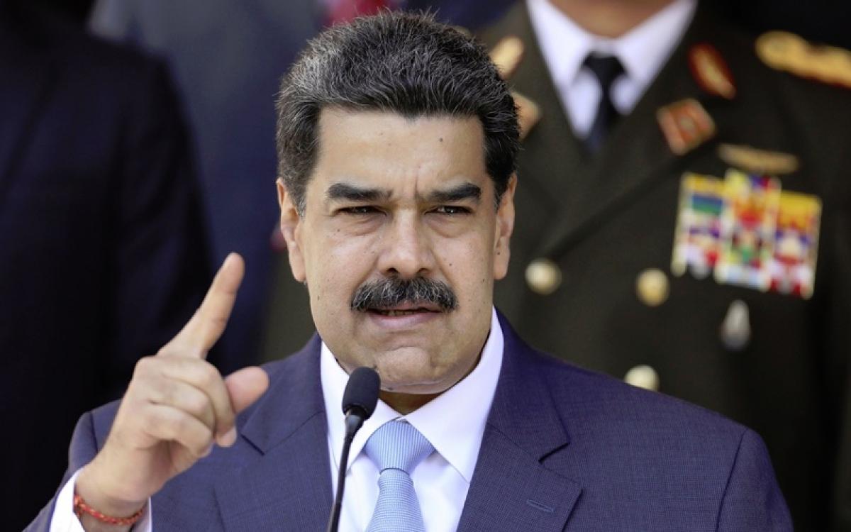 Ông Maduro tuyên bố sẽ rút lui nếu thất bại trong cuộc bầu cử Quốc hội Venezuela ngày 6/12