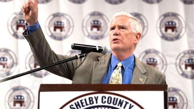 Đại diện của Alabama - Hạ nghị sĩ Mo Brooks