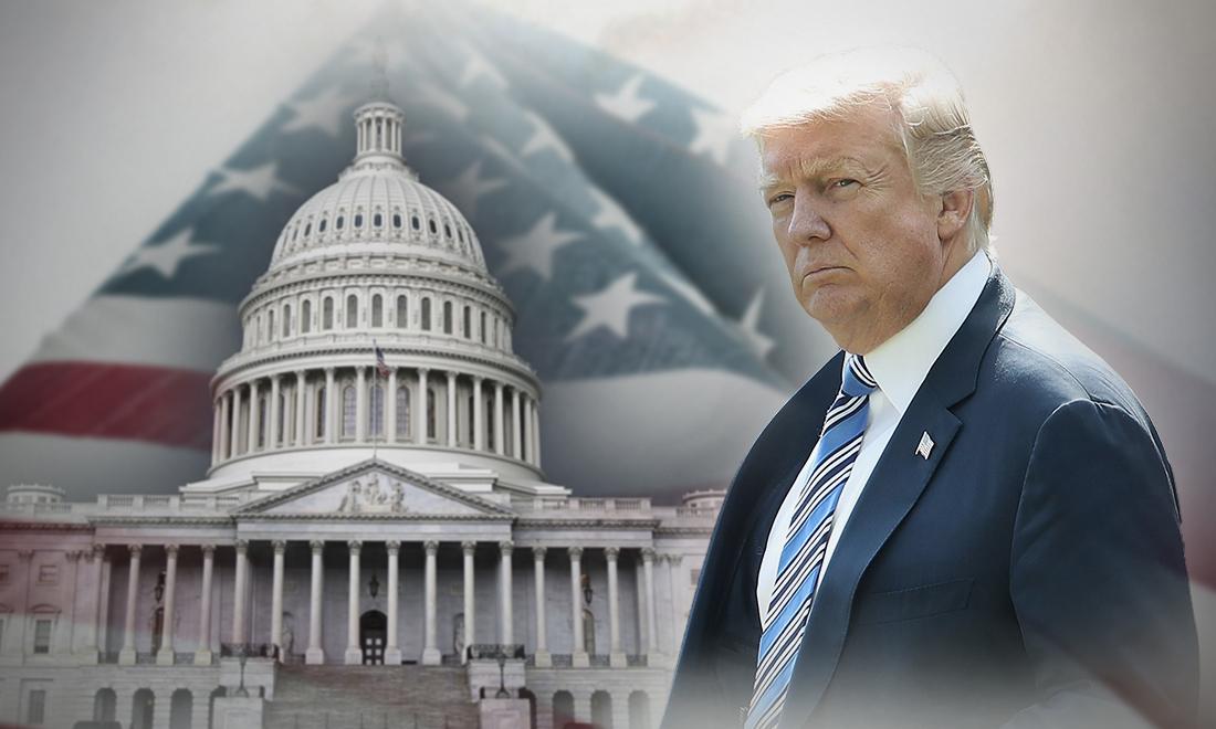 TT Trump đang phải đối mặt với thù trong giặc ngoài âm mưu phá hoại Hoa Kỳ