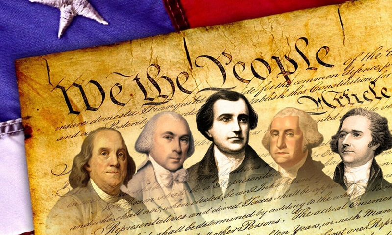 Các vị cha già lập quốc Hoa Kỳ đều là những người có tín ngưỡng
