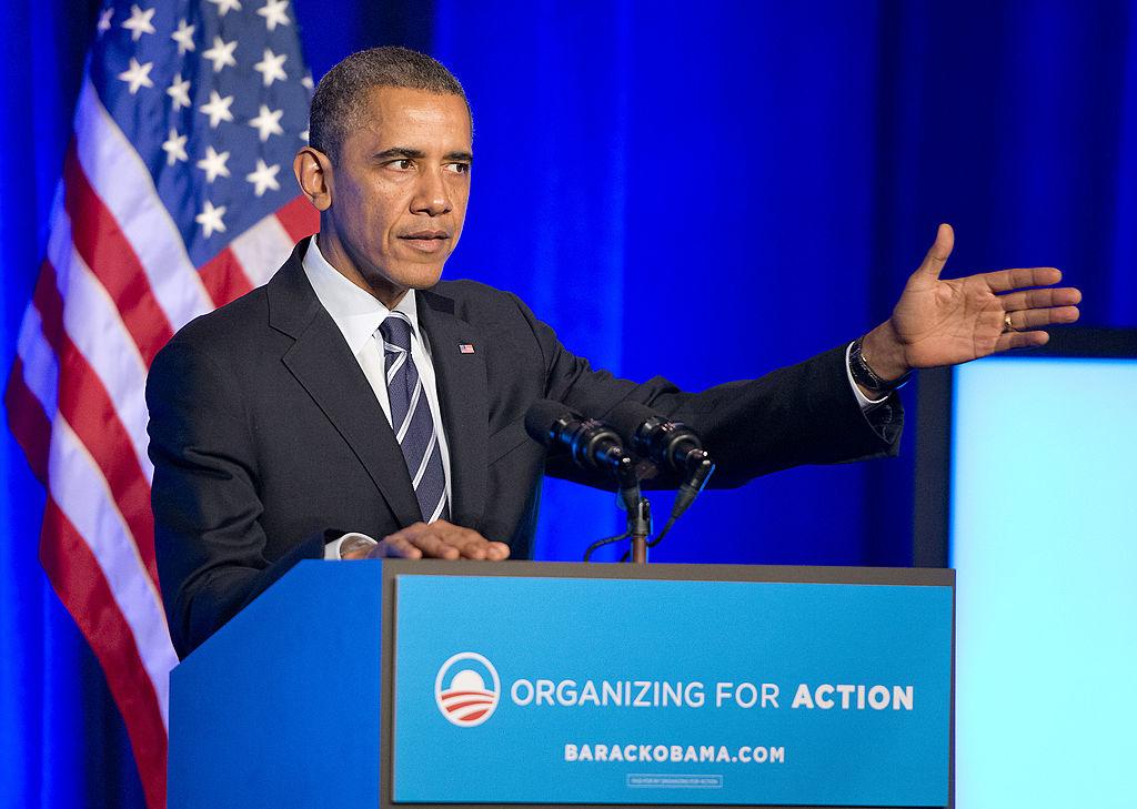 """Cựu Tổng thống Mỹ Obama kêu gọi góp quỹ vì """"tương lai tốt đẹp hơn"""""""