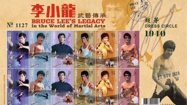 """Tem kỷ niệm sinh nhật thứ 80 của Lý Tiểu Long vô tình vạch trần """"Lịch sử đen"""" của Thành Long"""