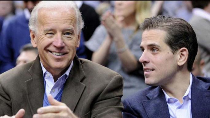 """Rò rỉ: Hunter Biden yêu cầu làm chìa khóa cho """"bố Joe"""" tại phòng làm việc với phái viên TQ"""