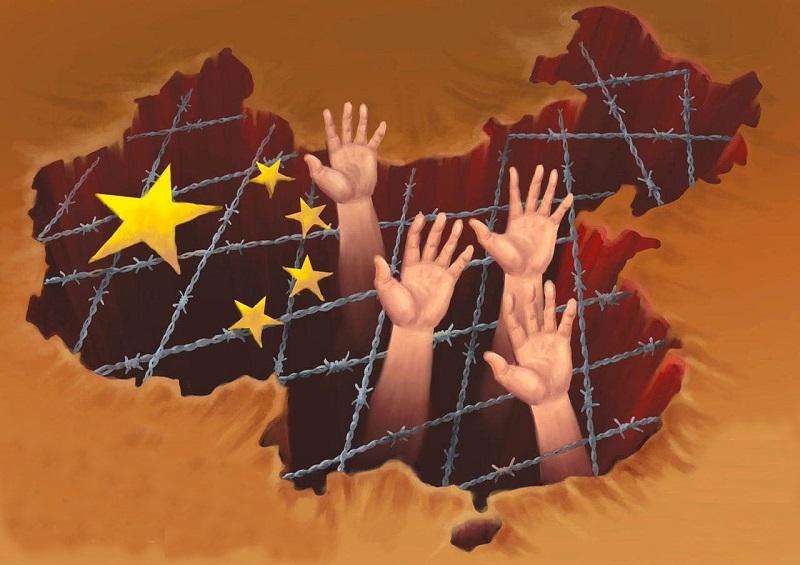 Một khi cuộc bầu cử bị đánh cắp, Hoa Kỳ sẽ là bản sao của xã hội Trung Quốc dưới sự cai trị của ĐCSTQ