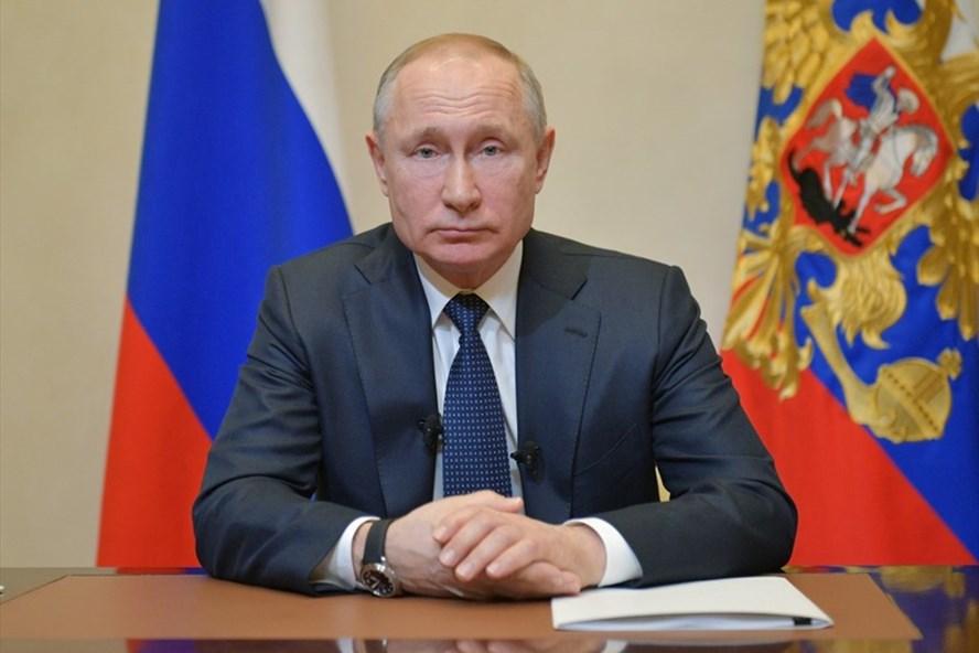 Ông Putin ký luật miễn trừ truy tố suốt đời cho mọi tổng thống Nga
