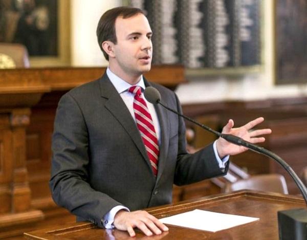 Đại diện bang Texas - Nghị sĩ Lance Gooden