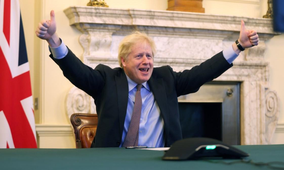 Brexit: Boris Johnson hoàn tất và ca ngợi thỏa thuận thương mại tự do với EU