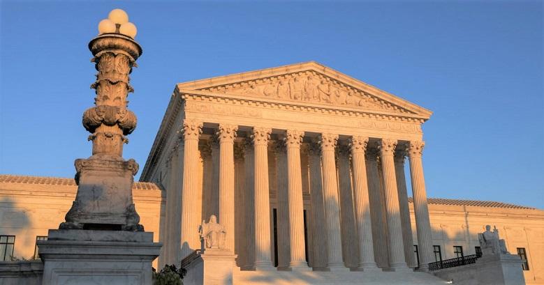 Tòa án tối cao ở Washington vào ngày 21/9/2020