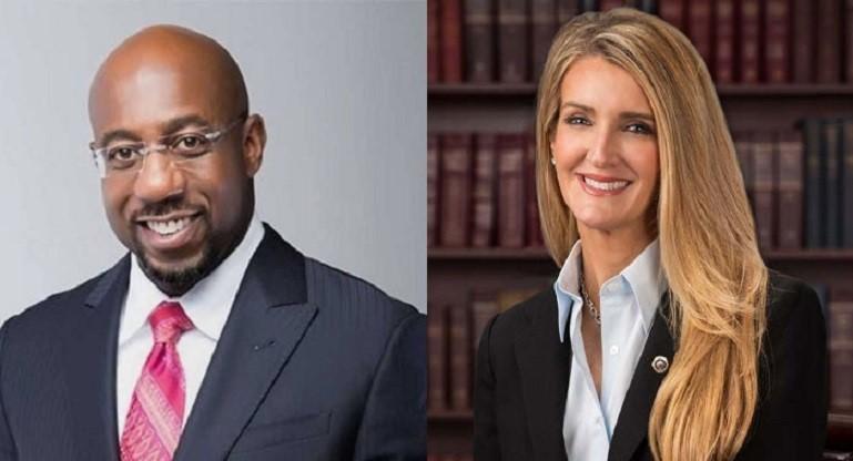 Cuộc đua vào Thượng viện giữa Thượng nghị sĩ Dân chủ Raphael Warnock và Thượng nghị sĩ Cộng hòa Kelly Loeffler sẽ bước vào vòng chung kết vào ngày 5/1/2021