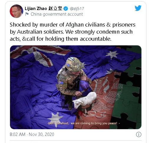 Úc nổi giận vì bị TQ dùng truyền thông 'bẩn' công kích giữa lúc căng thẳng leo thang - Ảnh 1