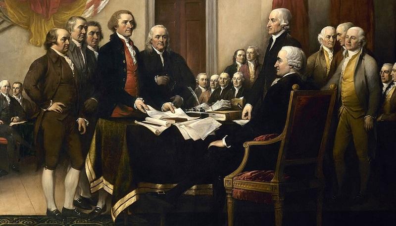 Các vị cha lập quốc Hoa Kỳ