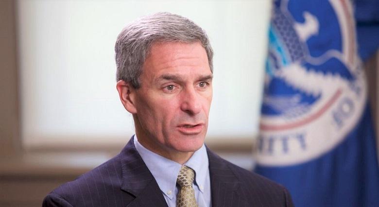 Ken Cuccinelli, quyền Phó thư ký Bộ An ninh Nội địa, tại Washington vào ngày 18/8/2020