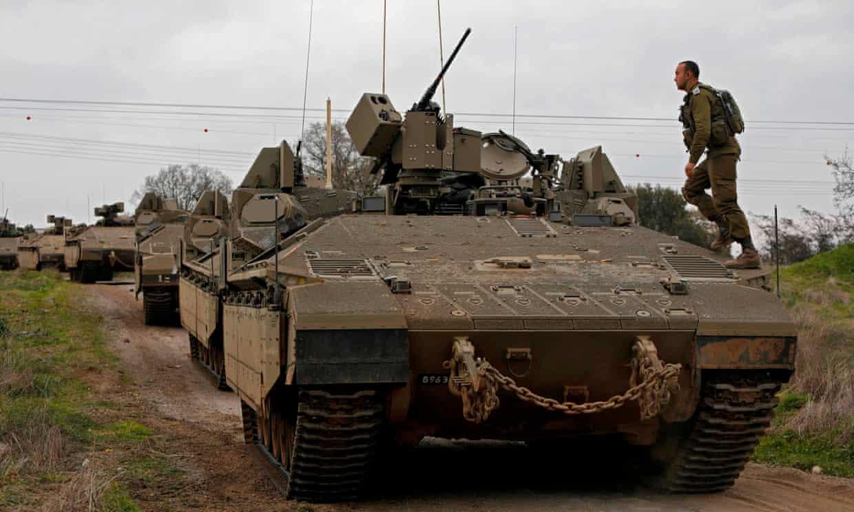 Israel không kích đẫm máu vào mục tiêu quân sự Syria khiến 57 người thiệt mạng
