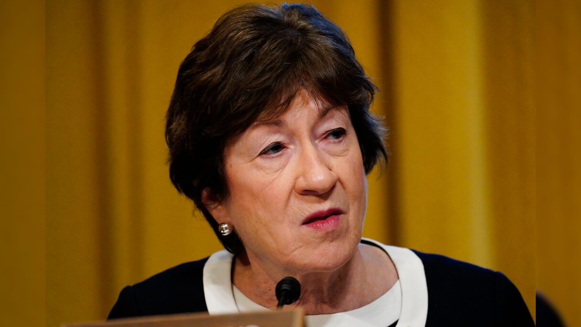 Các Thượng Nghị sĩ cân nhắc việc chỉ trích Trump thay cho phiên tòa luận tội - Ảnh 2