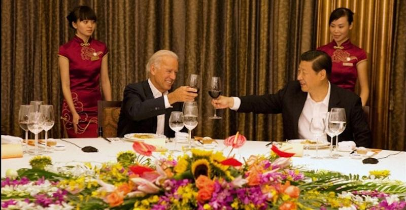 Joe Biden, Tập Cận Bình