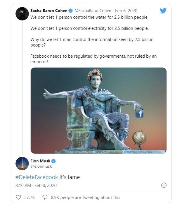 Mối thâm thù giữa Elon Musk và Mark Zuckerberg - Ảnh 3