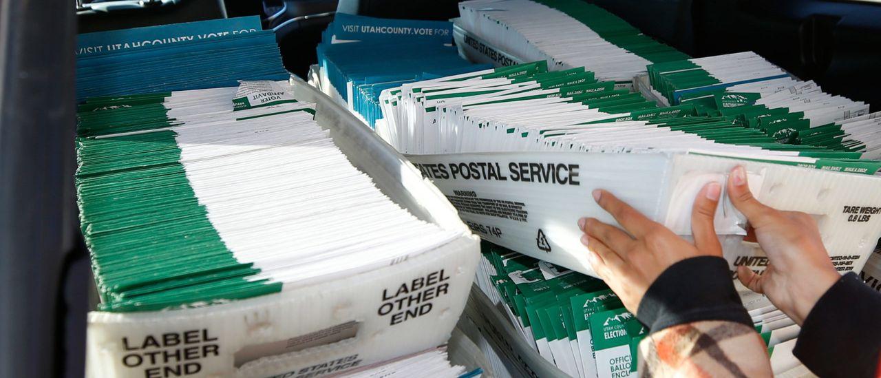 Thẩm phán phán quyết các thay đổi luật bầu cử muộn của Virginia đối với các lá phiếu gửi qua thư là bất hợp pháp