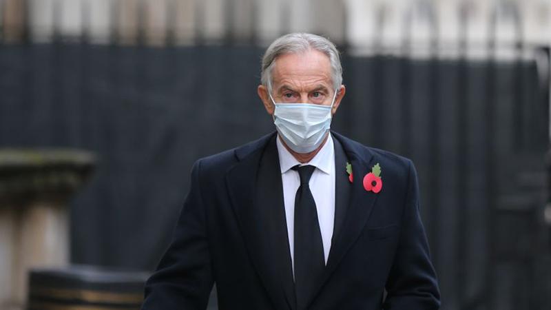 Cựu Thủ tướng Anh Tony Blair kêu gọi ban hành hộ chiếu vắc xin toàn cầu ngay lập tức
