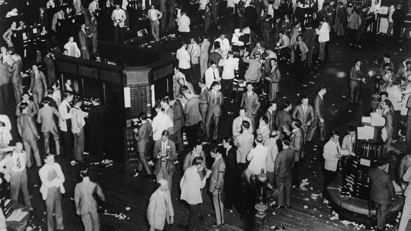chứng khoán Hoa Kỳ năm 1929