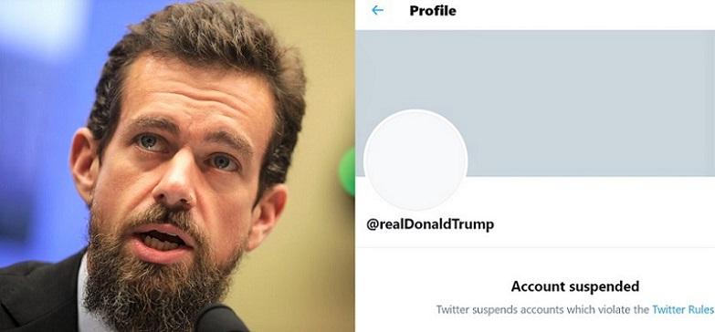 CEO Twitter - Jack Dorsey làm chứng trong phiên điều trần của Ủy ban Hạ viện về tính minh bạch và trách nhiệm giải trình của Twitter, tại Capitol Hill, Washington, DC ngày 5/9/2018