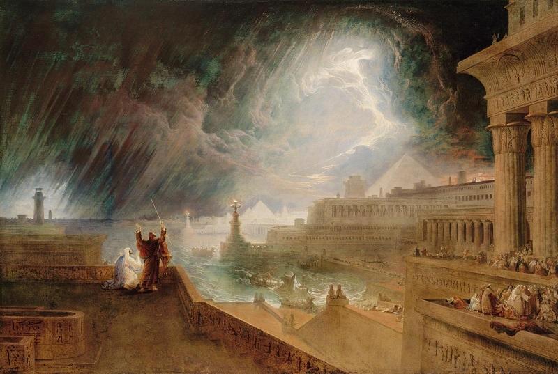 Nền văn minh phồn thịnh 3600 năm trước bị hủy đi chỉ trong nháy mắt