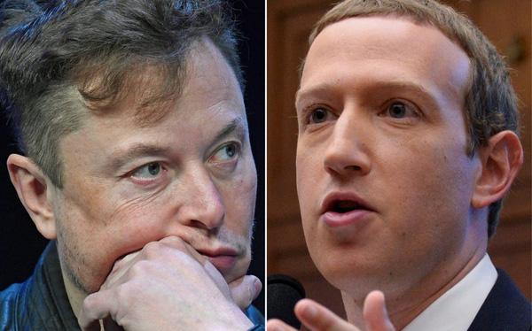 Mối thâm thù giữa Elon Musk và Mark Zuckerberg - Ảnh 1