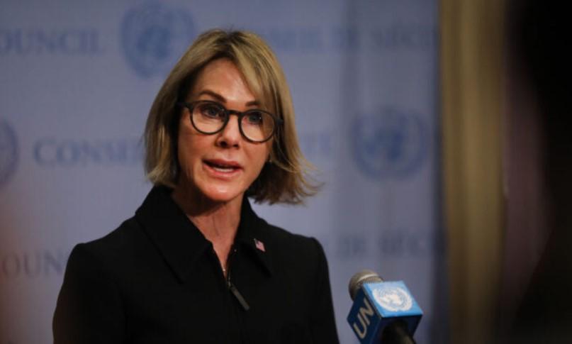 Chuyến đi dự kiến tới Đài Loan của Đại sứ Hoa Kỳ tại LHQ bị hủy