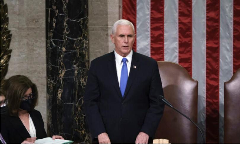 PTT Pence kêu gọi ông Biden 'đương đầu với sự hung hăng của Trung Cộng'