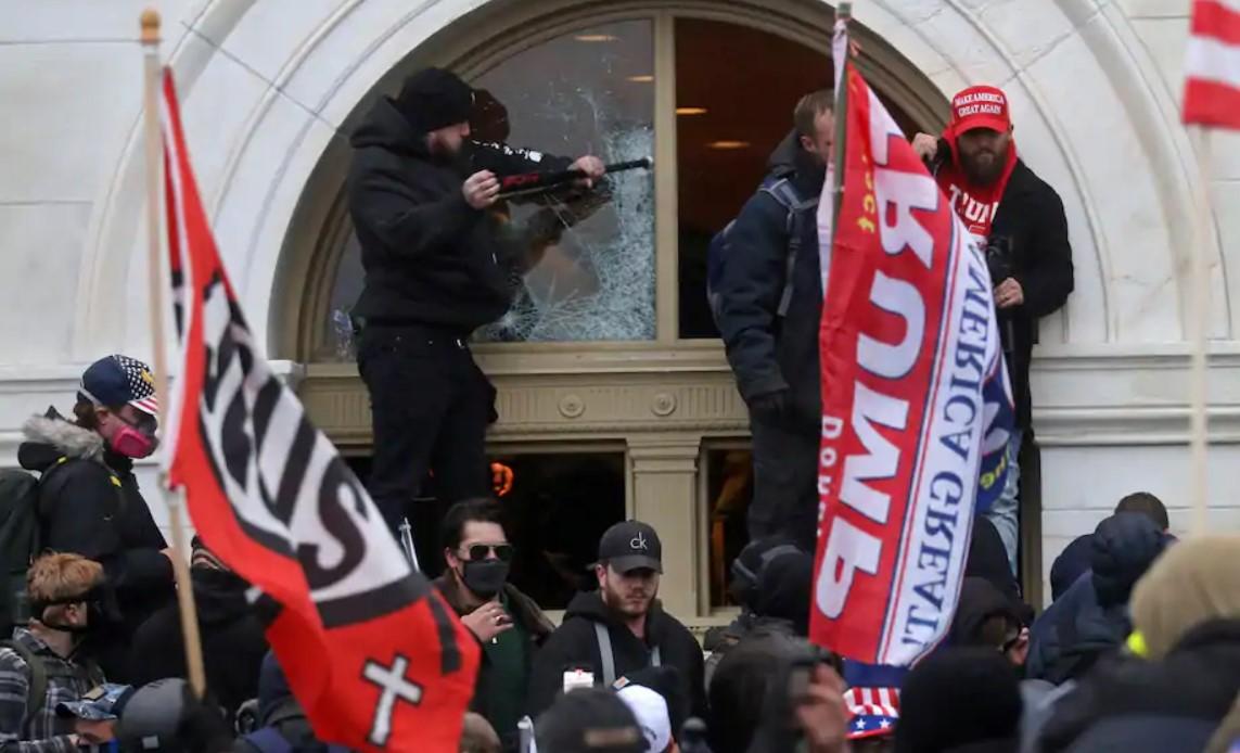 Báo cáo: FBI đảo ngược tuyên bố, thừa nhận đã biết trước 'kế hoạch tấn công Capitol'