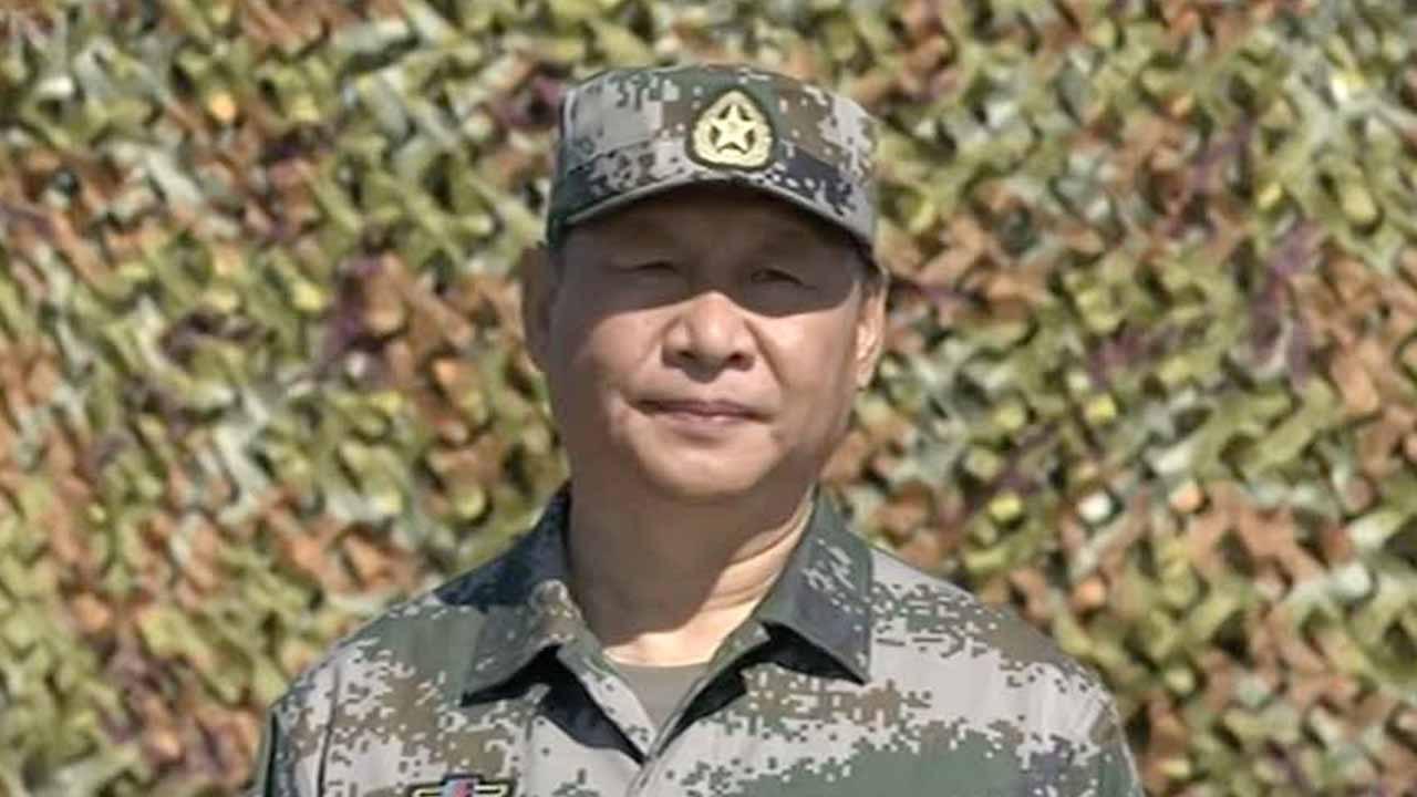 Tập Cận Bình ký Mệnh lệnh số 1-2021: 'Quân đội sẵn sàng chiến đấu'