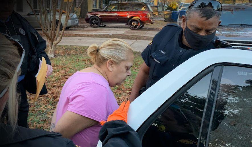 Texas bắt giữ một cá nhân vì tội gian lận cử tri